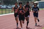 Track Season off to a fast start