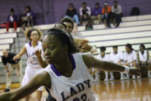 PCHS Girls vs. Bullock County