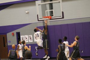 PCHS vs. Goshen High School in the Goshen Holiday Tournament
