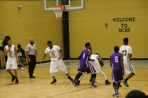 PCHS B-team vs. Bullock County