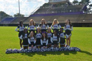 2016 Varsity Cheerleaders