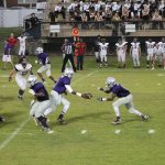 Pike County High School Varsity Football beat B B Comer High School 27-0