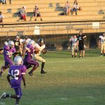 Pike County High School Junior Varsity Football beat Elba High School 42-6