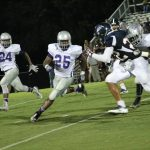 Pike County High School Varsity Football beat Montgomery Academy 21-14