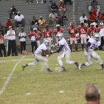 Pike County High School Varsity Football beat Southside High School 49-6
