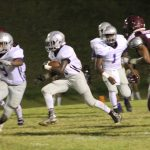 Pike County High School Varsity Football beat Abbeville High School 27-6