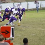 Pike County High School Junior Varsity Football beat Goshen High School 20-14