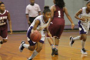 PCHS JV girls vs. Bullock County