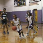 Pike County High School Girls Junior Varsity Basketball beat Barbour County High School 48-6