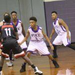 Pike County High School Boys Junior Varsity Basketball beat G. W. Long  25-11
