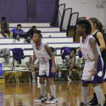Pike County High School Girls Junior Varsity Basketball falls to G. W. Long  16-12