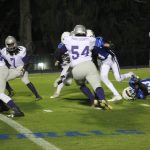 Pike County High School Varsity Football falls to Bayside Academy 24-7