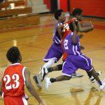 Pike County High School Boys Junior Varsity Basketball falls to Luverne High School 49-42