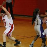 Pike County High School Girls Junior Varsity Basketball falls to Luverne High School 31-24
