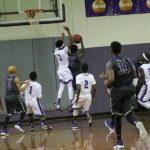 Pike County High School Boys Varsity Basketball beat Goshen High School 41-40