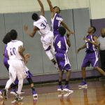 Pike County High School Boys Junior Varsity Basketball falls to Goshen High School 29-23