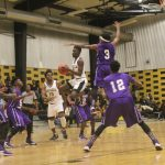 Pike County High School Boys Varsity Basketball falls to Bullock County High School 47-46