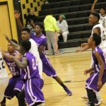 Pike County High School Boys Junior Varsity Basketball falls to Bullock County High School 38-21