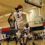 Pike County High School Boys Varsity Basketball falls to Bullock County High School 44-38