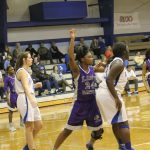 Pike County High School Girls Varsity Basketball beat Houston Academy 27-26