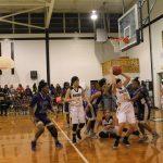 Pike County High School Girls Varsity Basketball falls to Wicksburg High School 46-37