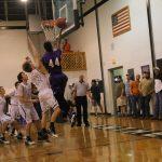 Pike County High School Boys Varsity Basketball beat Wicksburg High School 60-42