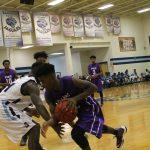 Pike County High School Boys Varsity Basketball falls to Barbour County High School 57-38