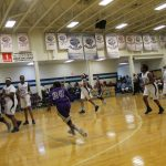 Pike County High School Girls Varsity Basketball falls to Barbour County High School 47-45