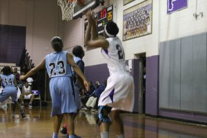 PCHS Girls vs. Barbour County