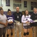 Senior Volleyball Recognition