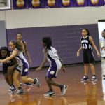 Girls Junior Varsity Basketball beats Barbour County 45 – 7