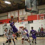 Boys Junior Varsity Basketball falls to George Long 35 – 33
