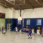Boys Junior Varsity Basketball falls to Johnnie R. Carr Middle School– 7th grade 48 – 28