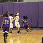 Girls Junior Varsity Basketball beats Goshen 29 – 9