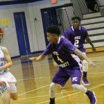Boys Junior Varsity Basketball falls to Houston Academy 40 – 34