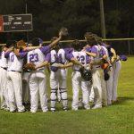 Boys Varsity Baseball beats Abbeville 20 – 2 to improve to a 3-0 record