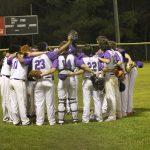 Congratulations to the Varsity Baseball team