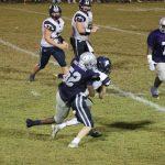 Boys Varsity Football beats Providence Christian School 25 – 14