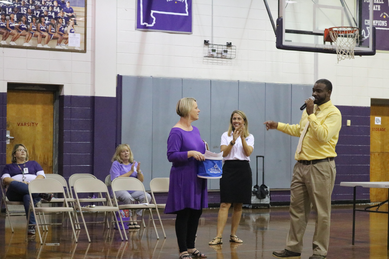 PCHS Teacher of the Year