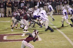 PCHS vs Thomasville Round 2 (Part 3)