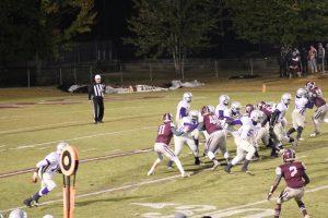 PCHS vs Thomasville Round 2 (Part 4)
