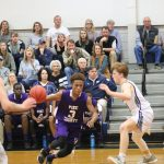 Boys Junior Varsity Basketball falls to Providence Christian School 36 – 35 in OT