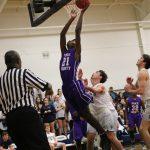 Boys Varsity Basketball beats Providence Christian School 55 – 32