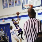 Boys Junior Varsity Basketball beats Houston Academy 43 – 32