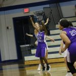 Girls Varsity Basketball falls to Houston Academy 49 – 47