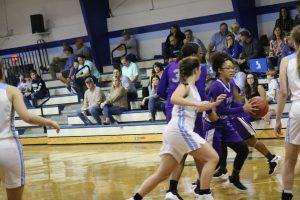 Lady Dawgs vs Houston Academy (away– Part 2)