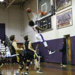 Boys Varsity Basketball beats Wicksburg 59 – 22