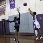 Girls Varsity Basketball beats Barbour County 65 – 40