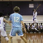 Boys Junior Varsity Basketball beats Houston Academy 29 – 22