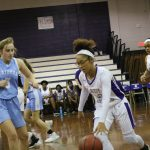 Girls Varsity Basketball falls to Houston Academy 39 – 37